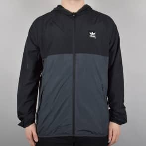 size 40 f63a3 13a27 Blackbird Windbreaker Jacket - Black Carbon