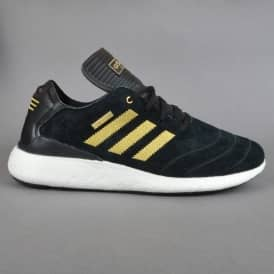 Adidas Skateboarding Busenitz Pure Boost 10YR Skate Shoes - Black