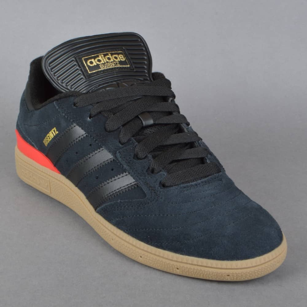 fe75209aec5a93 Adidas Skateboarding Busenitz Skate Shoes - CBlack CBlack Scarlet ...