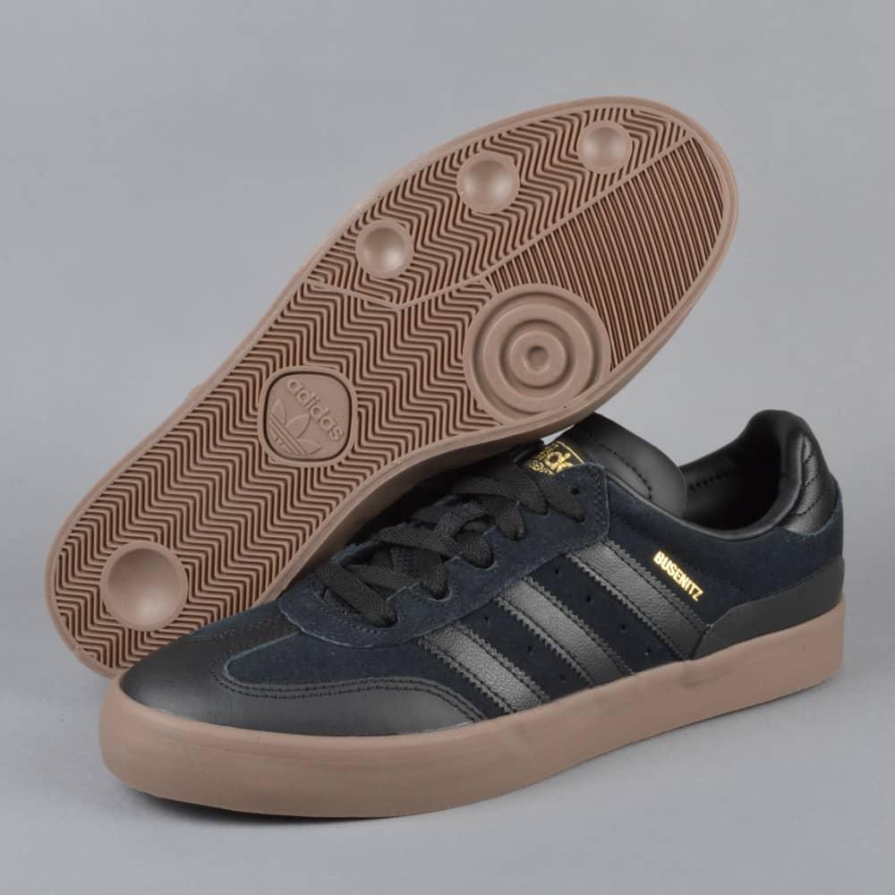 61d1066b74d3 Adidas Skateboarding Busenitz Vulc RX Skate Shoes - CBlack CBlack ...