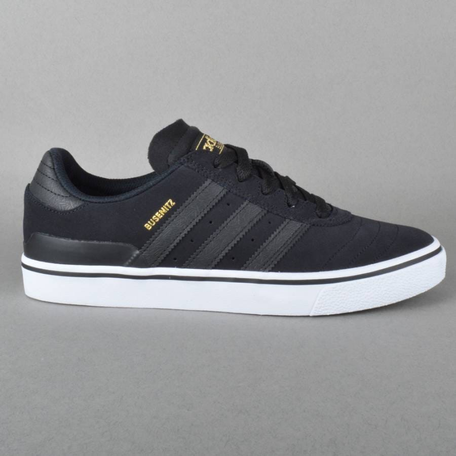 adidas skateboarding busenitz vulc skate shoes black1