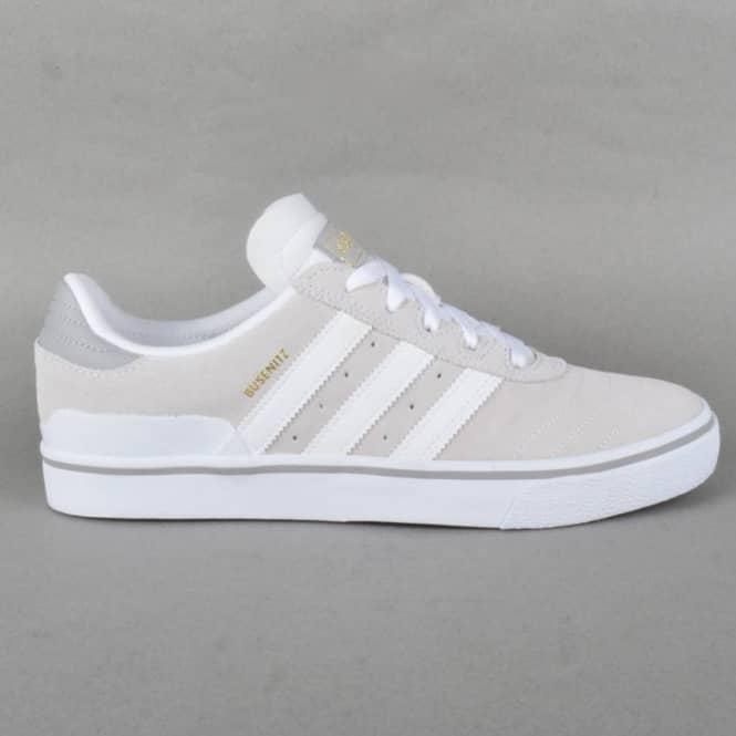 1e394b6293e8 Busenitz Vulc Skate Shoes - Running White FTW Running White Multi Solid Grey
