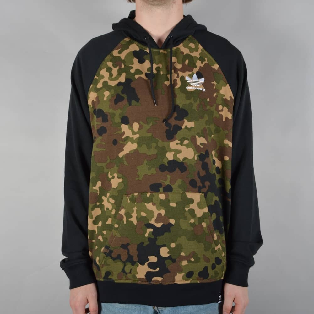 6906b013 Clima 2.0 Camouflage Hood - Camp Print/Black. Adidas Skateboarding ...