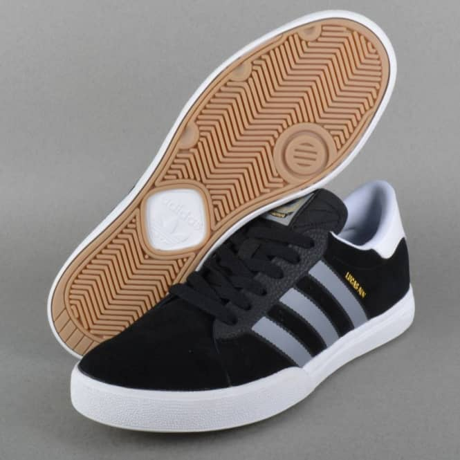 Lucas ADV Skate Shoes  Core BlackGreyFTW White