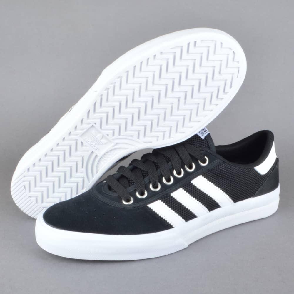 timeless design 34608 ccdf2 Lucas Premiere ADV Skate Shoes - CBLACK FTWWHT FTWWHT