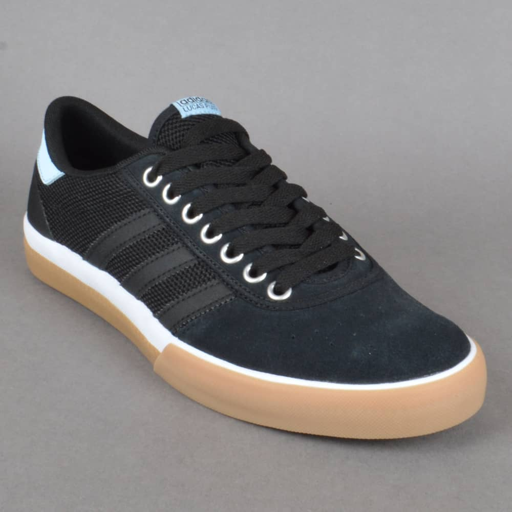 16835624d74 Adidas Skateboarding Lucas Premiere ADV Skate Shoes - Core Black ...