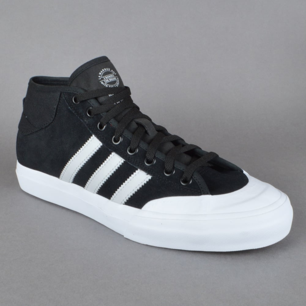 adidas mid top skate shoes | Great