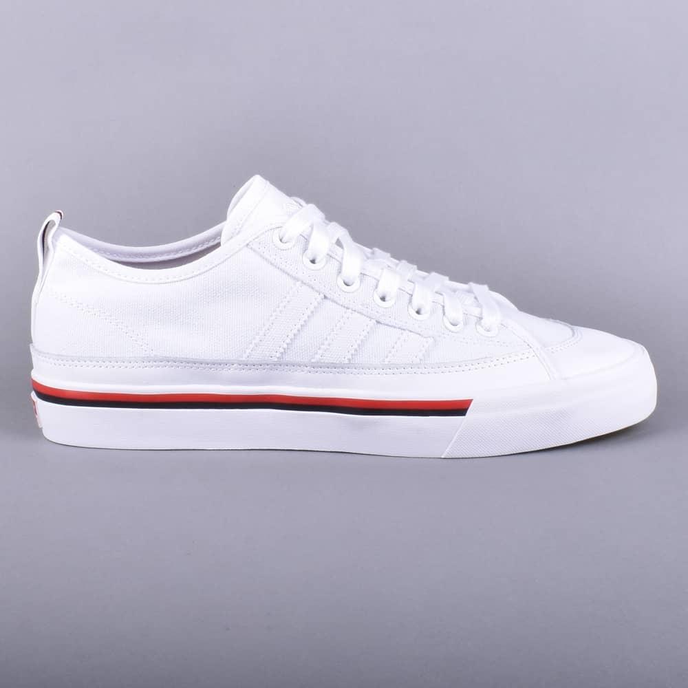 Adidas Skateboarding Matchcourt RX3 Na-Kel Smith Skate Shoes ... 859836a9e