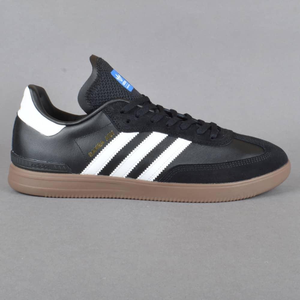 9773279f3 Adidas Skateboarding Samba ADV Skate Shoes - Core Black/Footwear ...