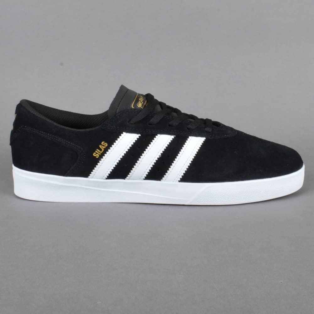 81255caab6 Silas Vulc ADV Skate Shoes - Core Black Footwear White Footwear White