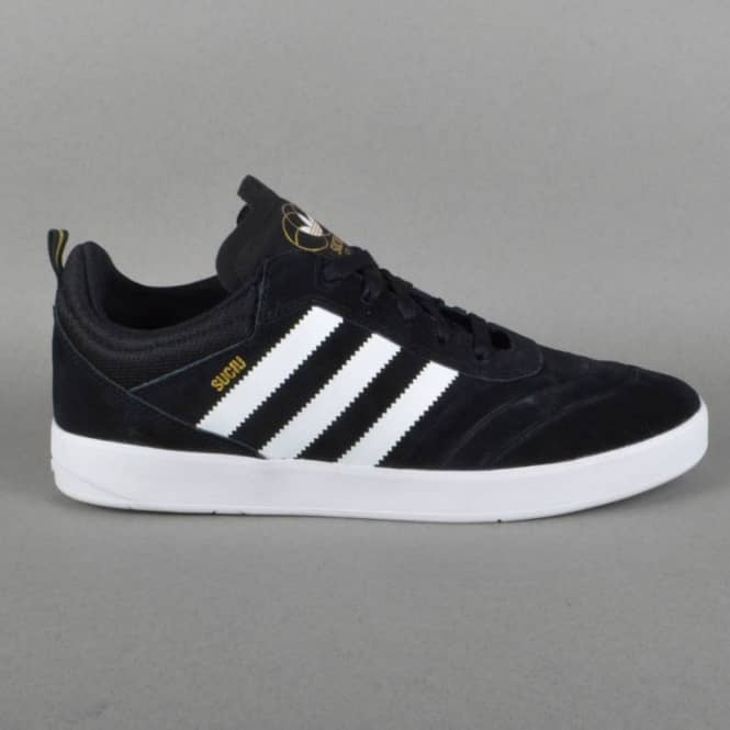 Adidas Skateboarding Suciu ADV Skate Shoes - Core Black FTW White ... 714d073ba