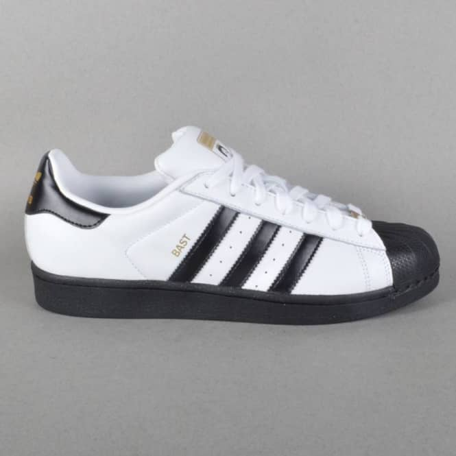 100% authentic ad375 bd176 Superstar RT Joey Bast Skate Shoes - FTW White CBlack CBlack