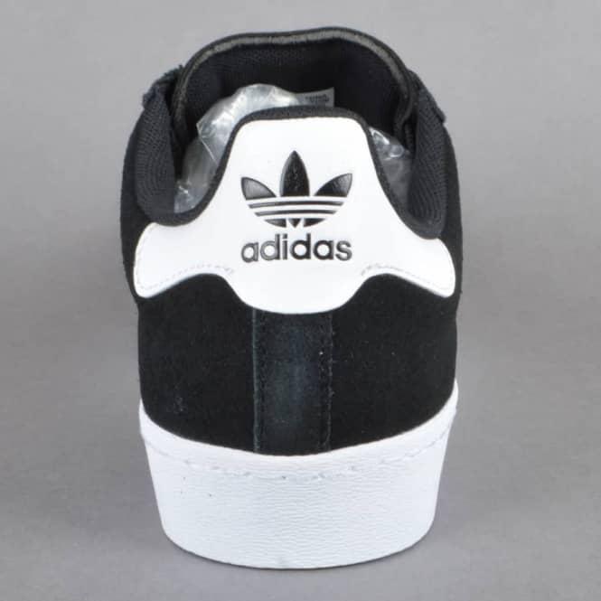get cheap d0084 32d87 Superstar Vulc ADV Skate Shoes - CBLACK FTWWHT GOLDMT