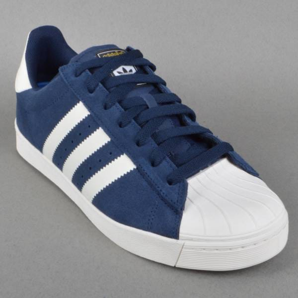 Adidas Superstar Vulc ADV Skate Shoes Review Tactics