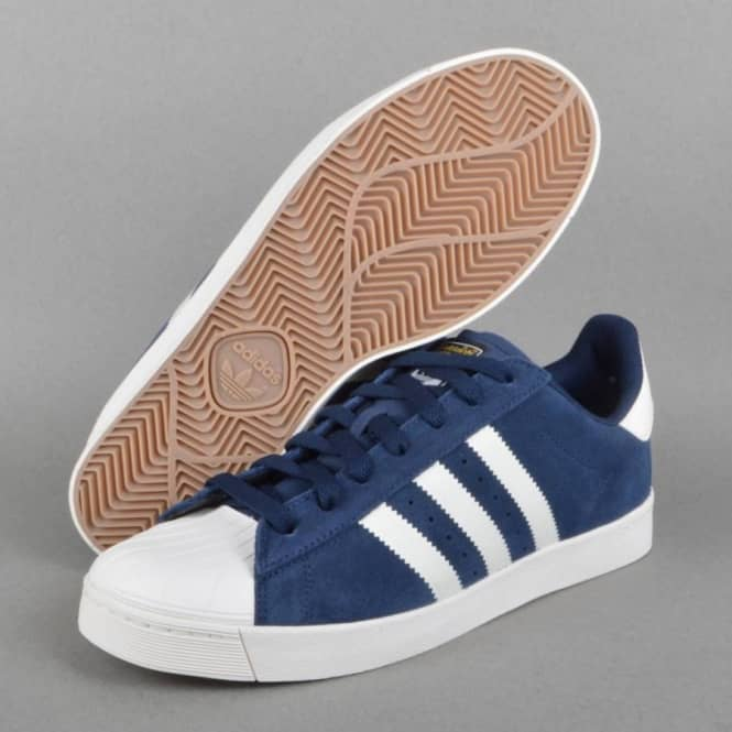 The Cheap Adidas Superstar Vulc ADV Features a Slimmer Sole and