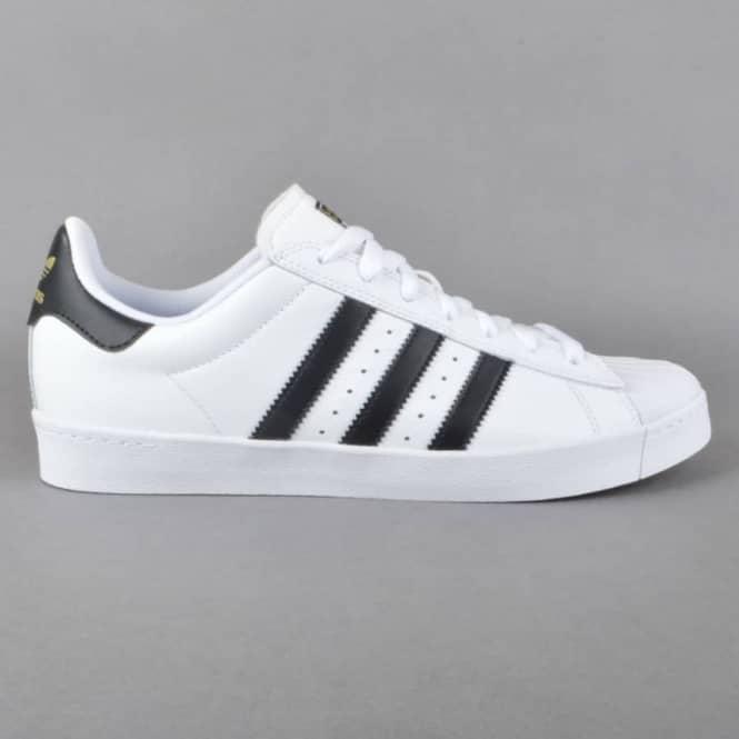 low priced 47552 49279 Superstar Vulc ADV Skate Shoes - FTWWhite CBlack FTWWhite