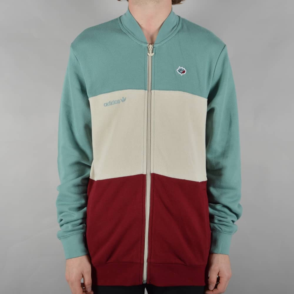 best website 500eb 20843 X Magenta Skate Jacket - Vapour Steel  Clear Brown Collegiate Burgundy