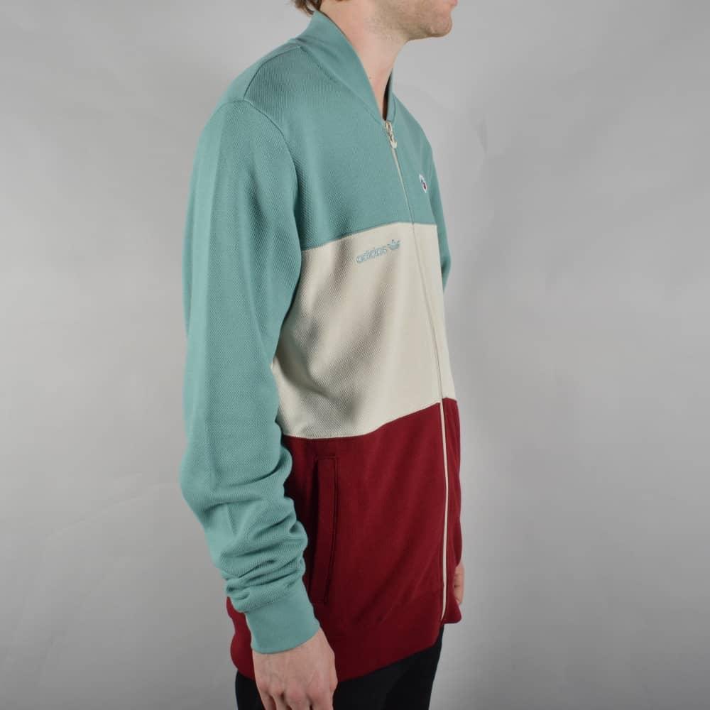 9ed674e8c73 X Magenta Skate Jacket - Vapour Steel  Clear Brown Collegiate Burgundy