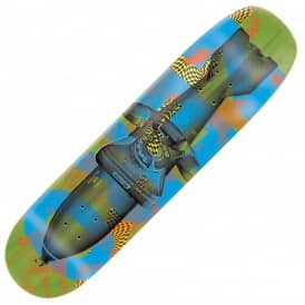 Zero Skateboards Air Raid SKateboard Deck 8.25''