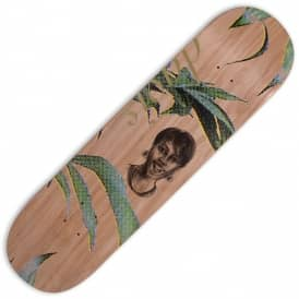 Al Davis Mother (Natural) Skateboard Deck 8.25