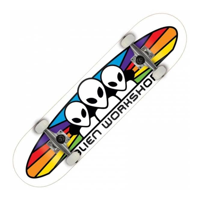 Alien Workshop Spectrum Complete Skateboard 8.0