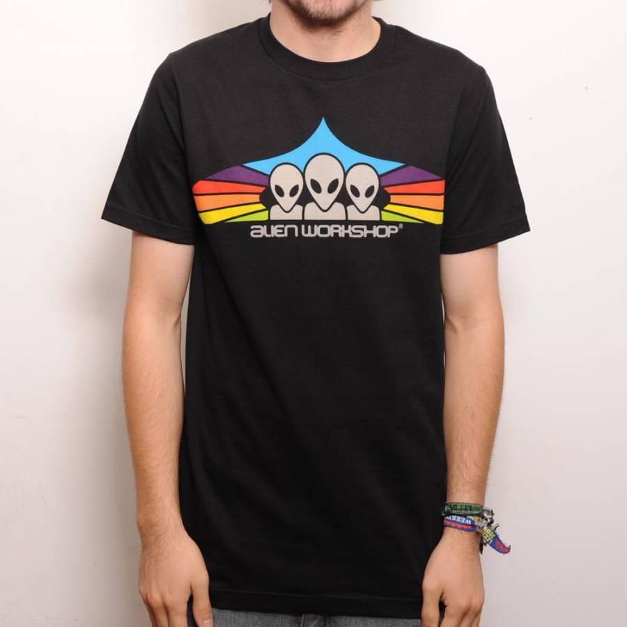 Alien Workshop Alien Workshop Spectrum T shirt Black