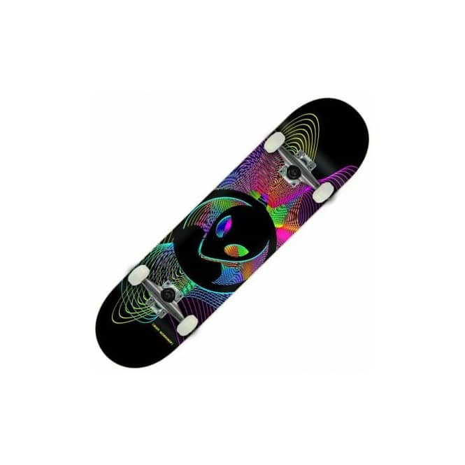 Alien Workshop Spirogyro Complete Skateboard - Complete ...