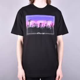 All Day   Night Skate T-Shirt - Black 59c06d254