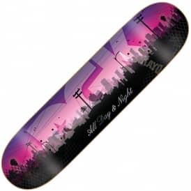All Day & Night Skateboard Deck 8.25