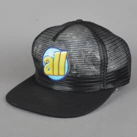 All Mesh Cap - Black