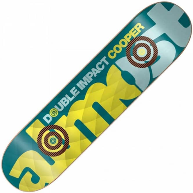 3df2ac4c58 Almost Skateboards Almost Cooper Wilt Double Impact Deck 7.75