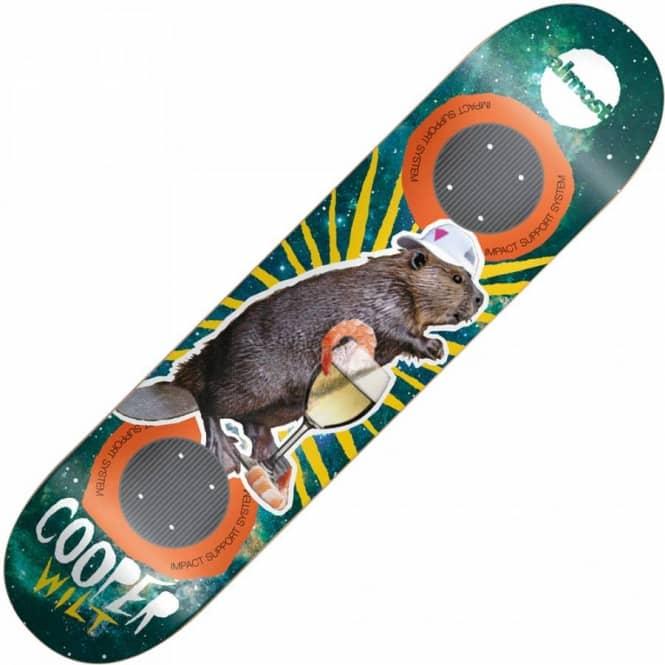 212bdb693e Almost Skateboards Almost Impact Support Wilt Spirit Animal Deck 7.5