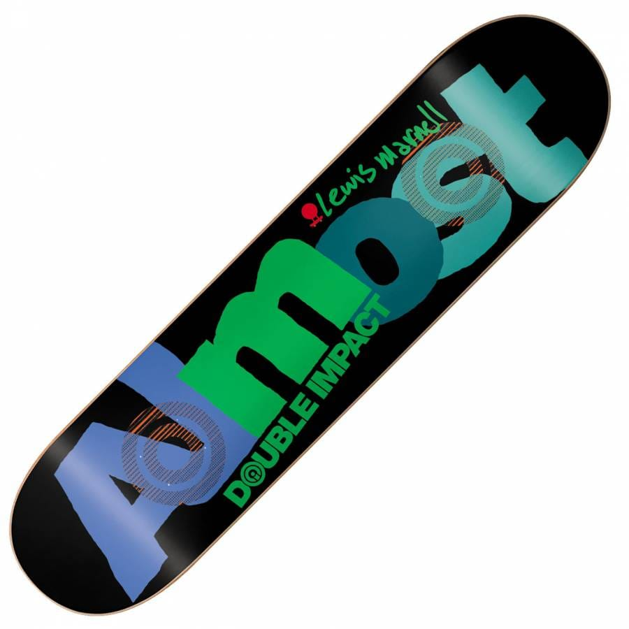 Almost Skateboards Almost Marnell Life Savers Double ...