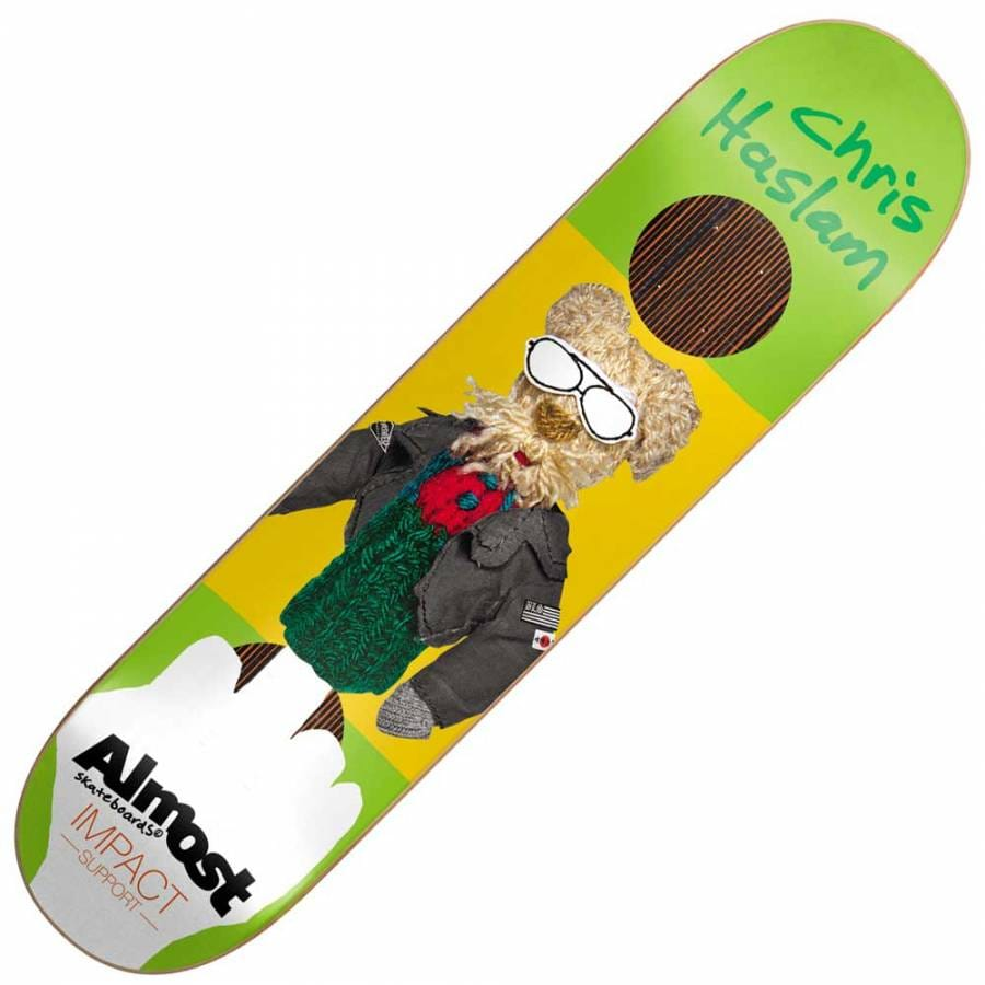 Almost Skateboards Almost Chris Haslam Finger Puppets ...