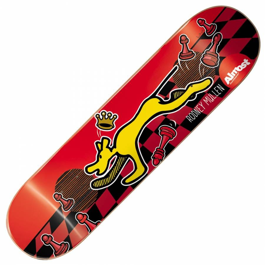 Almost Skateboards Almost Rodney Mullen Mutt Impact ...