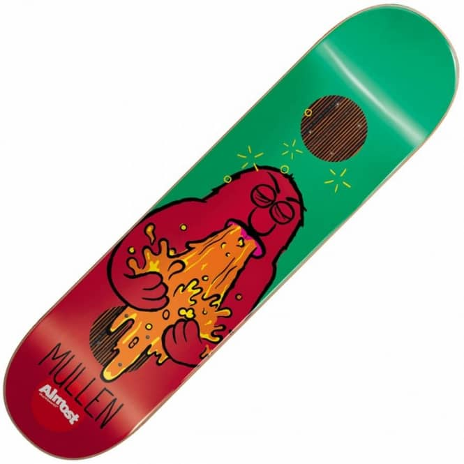 Almost Skateboards Almost Rodney Mullen Up Chuck Impact