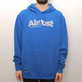 Almost Skateboards Almost Warn Out Pullover Hoodie - Royal Heather