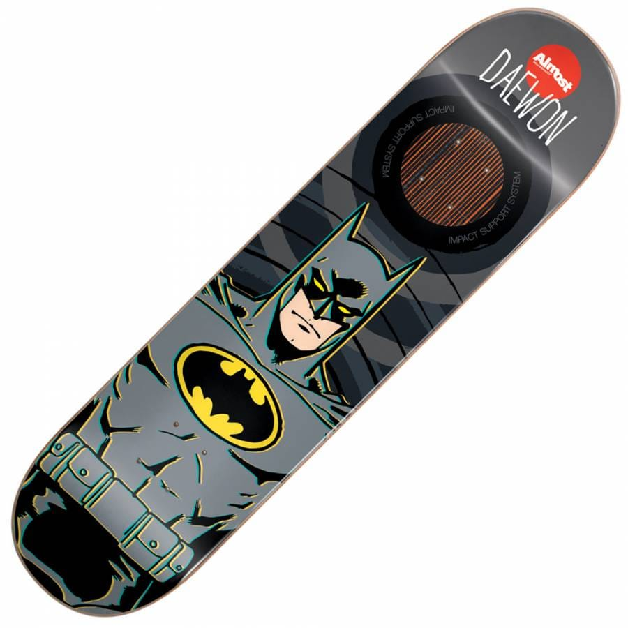 Almost Skateboards Almost x DC Comics Daewon Song Batman ...