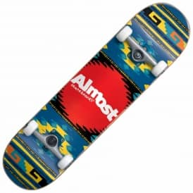 Almost Skateboards Aztec Sky Complete Skateboard 8""