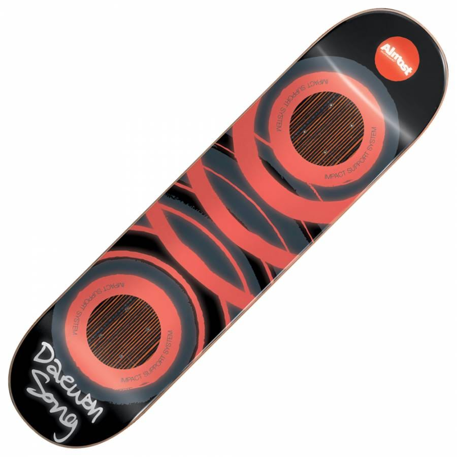 Almost Skateboards Daewon Song Glow In The Dark Impact ...