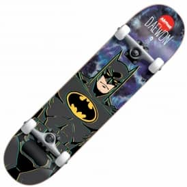 Almost Skateboards Daewon Song Tie Dye Batman Complete Skateboard 7.625""