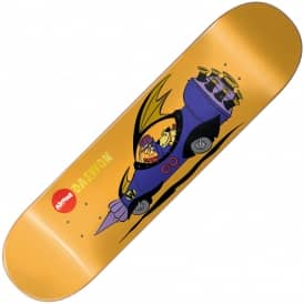 Almost Skateboards Daewon Wacky Races Impact Light Skateboard Deck 8.25""