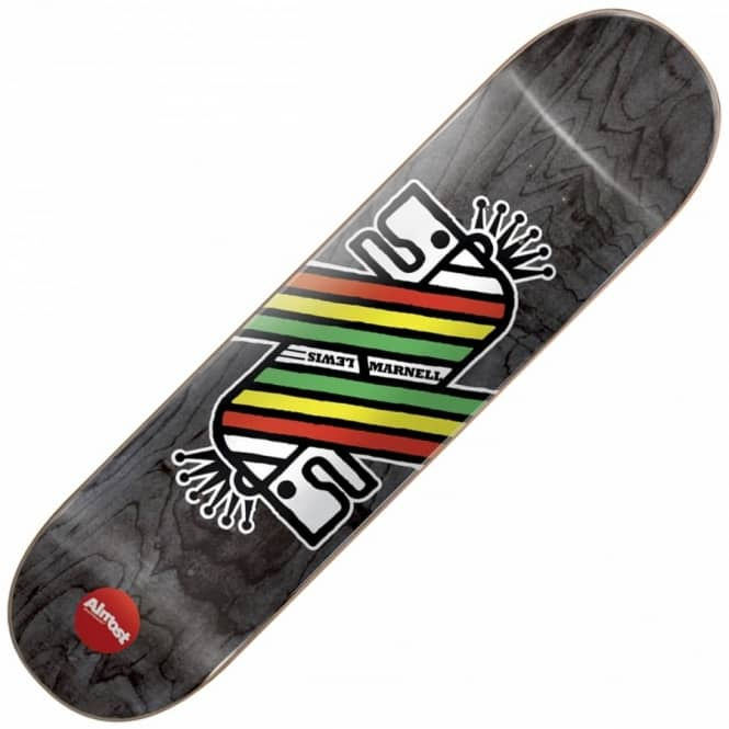 Almost Skateboards Lewis Marnell Infinity Skateboard Deck 8.0