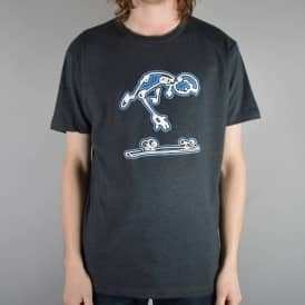 Almost Skateboards Mullen By Lance Skate T-Shirt - Charcoal Heather