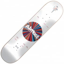 Noble Color Wheel Skateboard Deck 8.125