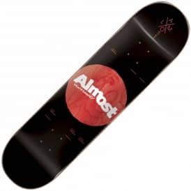 Almost Skateboards Noble Dot Skateboard Deck 8.25""