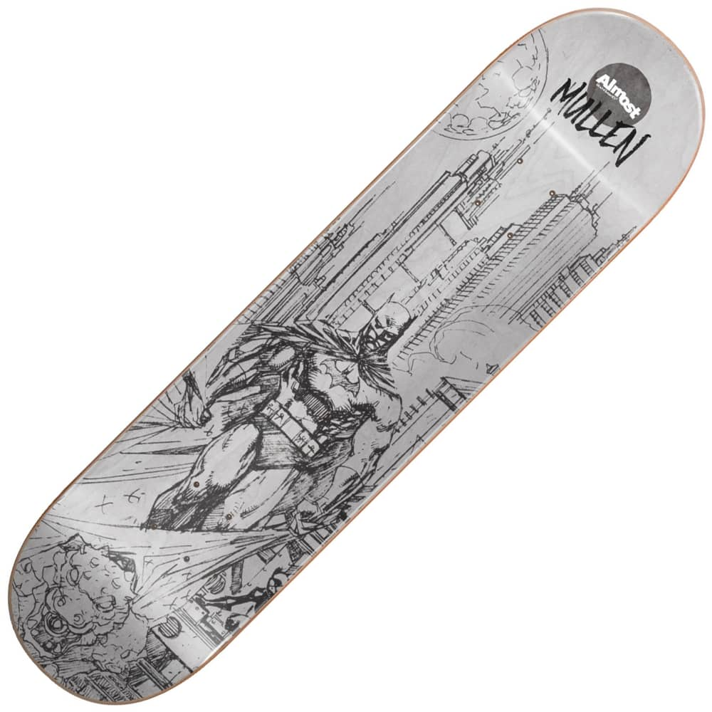 Almost Skateboards Rodney Mullen Batman