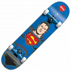 Almost Skateboards Rodney Mullen Superman Complete Skateboard 7.75""
