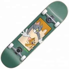 Almost Skateboards Tom And Jerry Complete Skateboard 7.75""