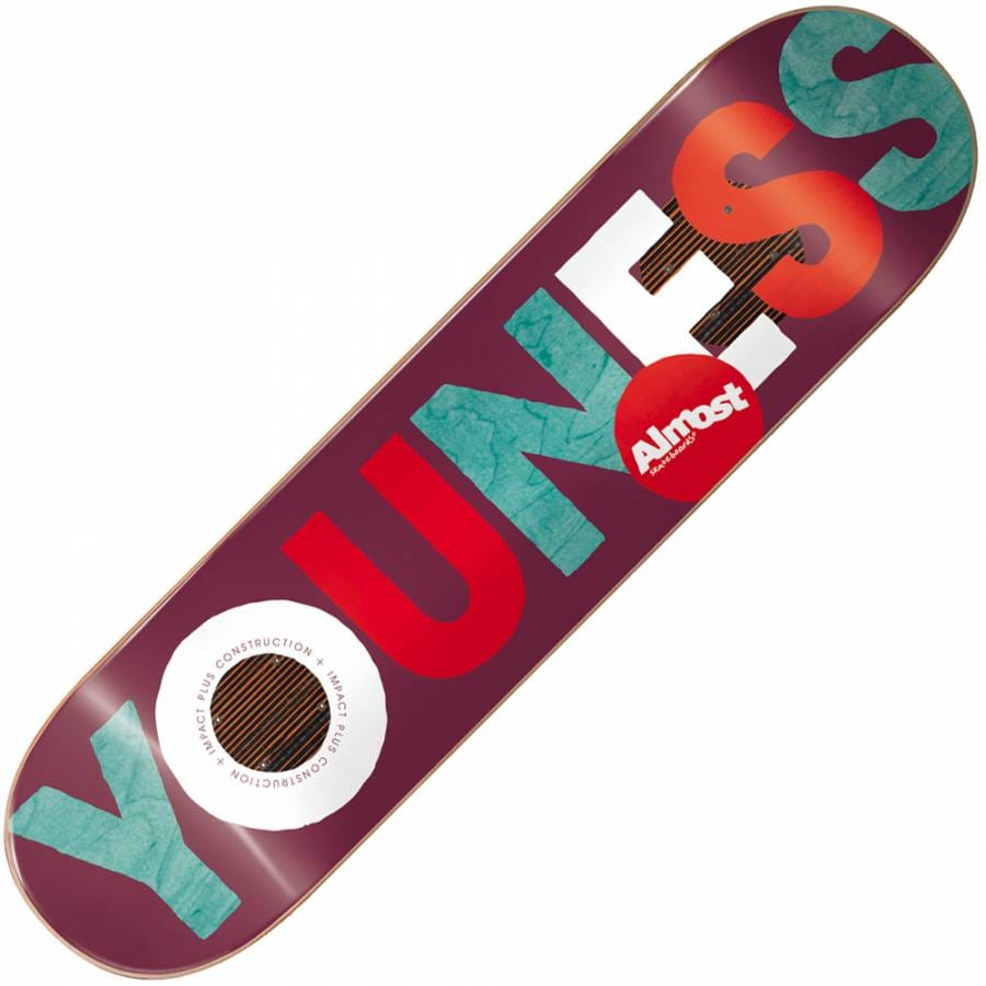 Almost Skateboards Youness Amrani Avant Grande Impact Plus ...